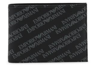 Peněženka Emporio Armani Černá Y4R166