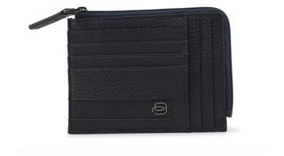 Pánská peněženka Piquadro Modrá PU1243S86