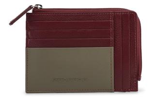 Pánská peněženka Piquadro Červená PU1243X1