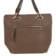 Jerry Firenze hnědá malá kabelka dámská TA-18211-khaki