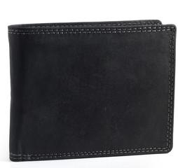 Pánská kožená peněženka Wild Fashion4u MTH5700-BL