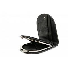 Dámská kožená peněženka Jennifer Jonesr 5268 ČERNÁ
